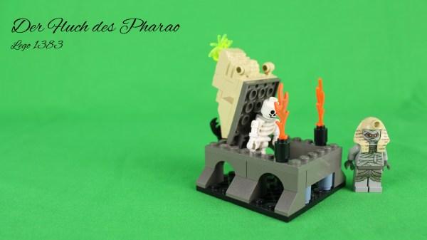 Lego 1383 - Der Fluch des Pharao