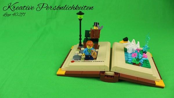 Lego 40291 - Kreative Persönlichkeiten