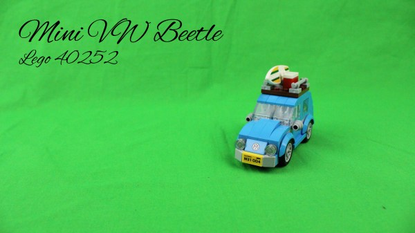 Lego 40252 - Mini VW Beetle