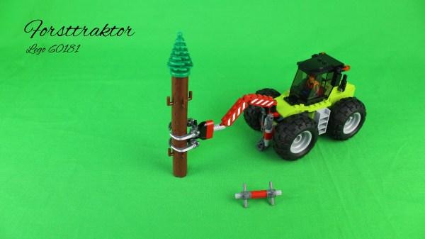 Lego 60181 - Forsttraktor