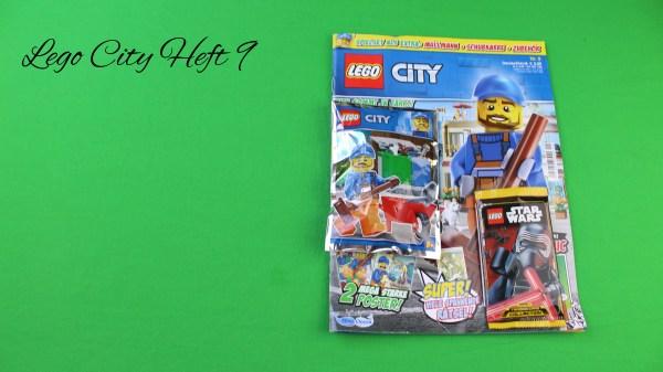 Lego City Heft 9