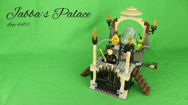 Lego 4480 - Jabba´s Palace