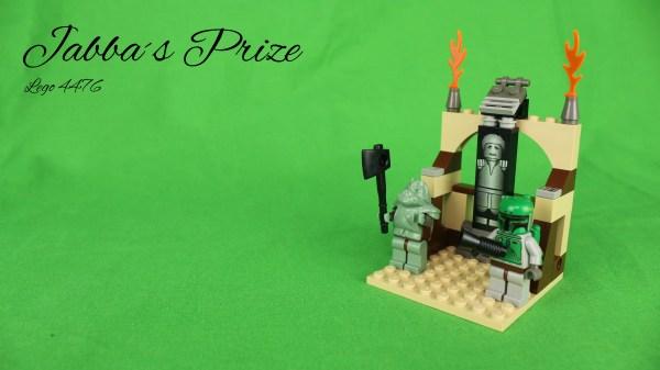 Lego 4476 - Jabba´s Prize