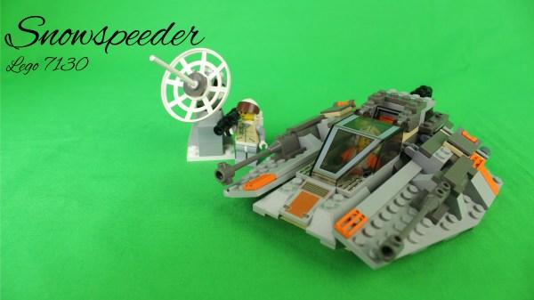 Lego 7130 - Snowspeeder