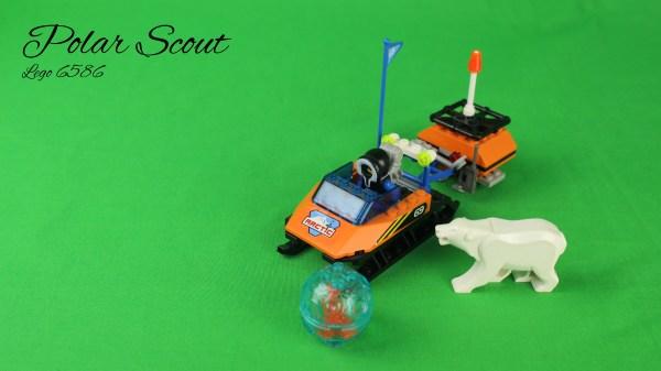 Lego 6586 - Polar Scout