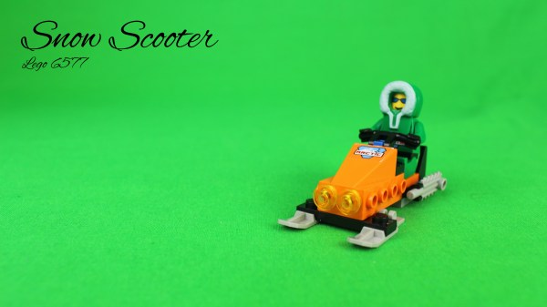 Lego 6577 - Snow Scooter
