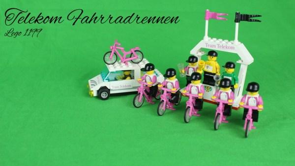 Lego 1199 - Telekom Fahrradrennen