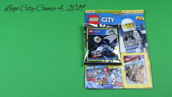 Lego City Comic 4|2019
