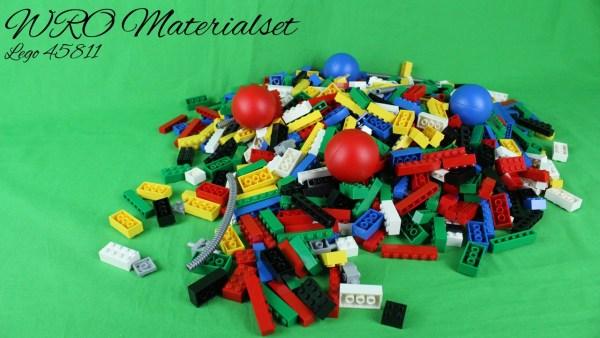 Lego 45811 - WRO Materialset