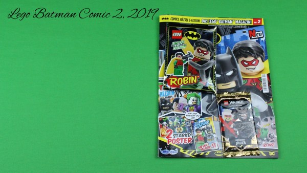 Lego Batman Comic 2|2019