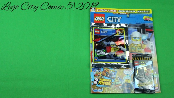 Lego City Comic 5|2019