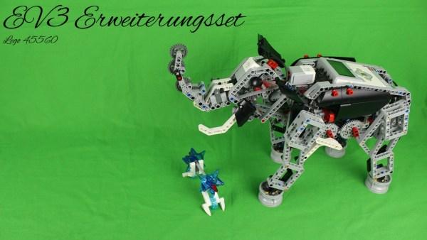 Lego 45560 - EV3 Ergänzungsset