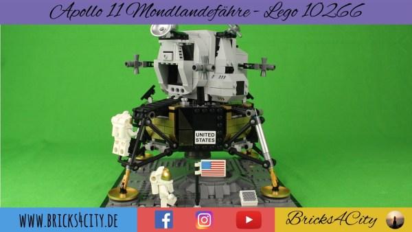 Lego 10266 - NASA Apollo 11 Mondlandefähre