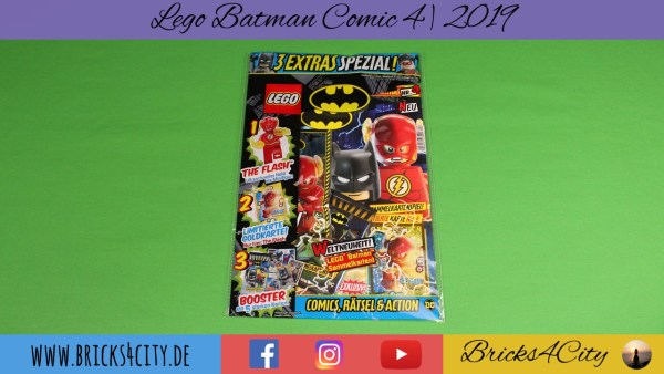 Lego Batman Comic 4|2019