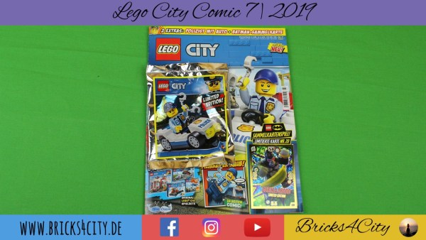 Lego City Comic 7|2019