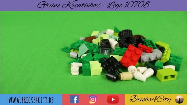 Lego 10708 - Grüne Kreativbox
