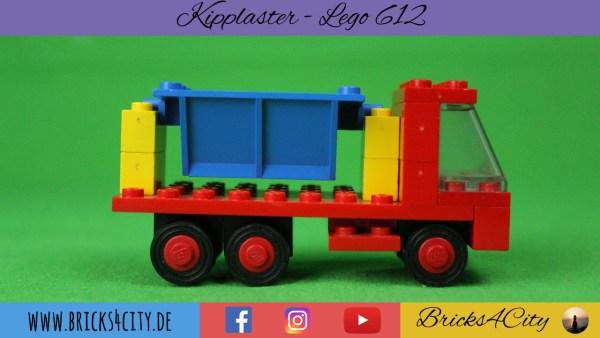 Lego 612 - Kipplaster