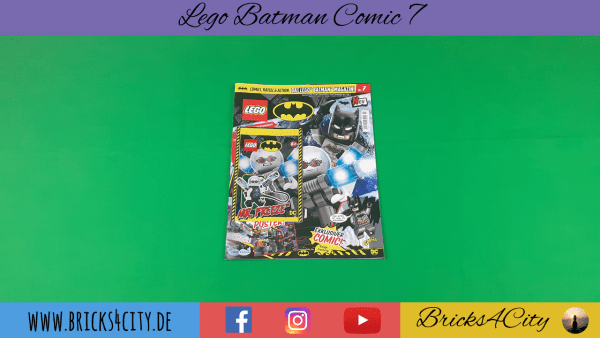 Lego Batman Comic 7
