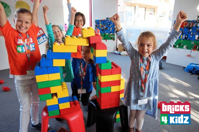 BRICKS 4 KIDS Lower North Shore LEGO Parties Holiday