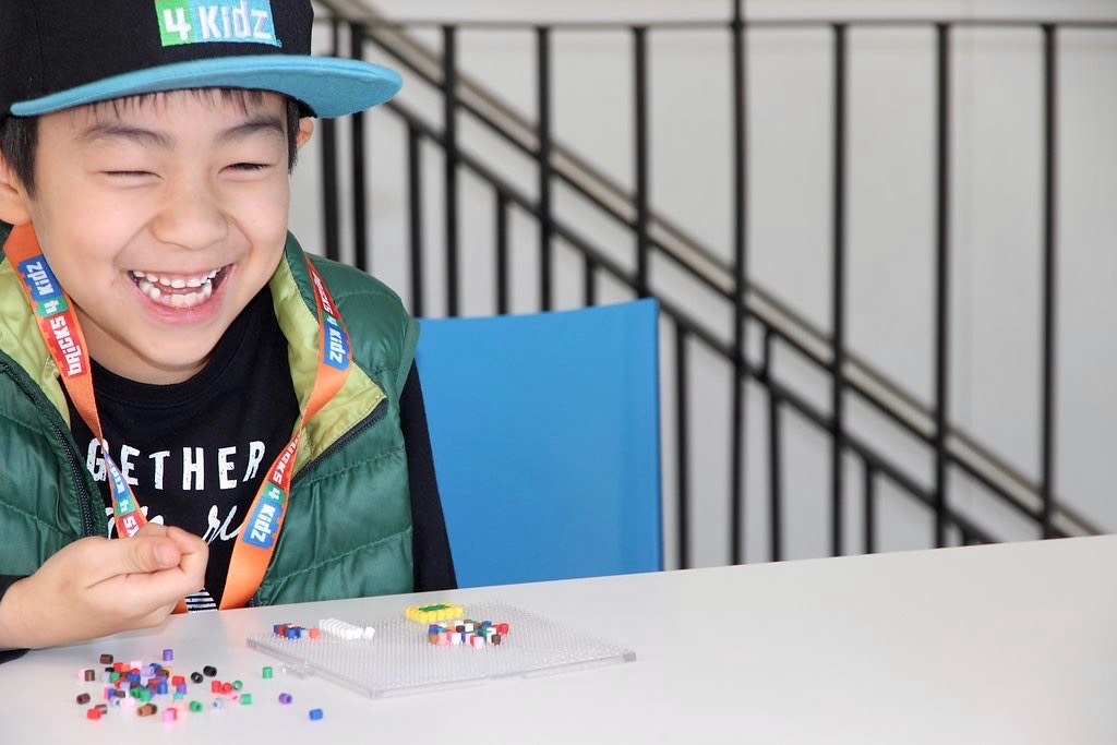 Our Holiday Workshops With LEGO Have Kicked Off With A BANG