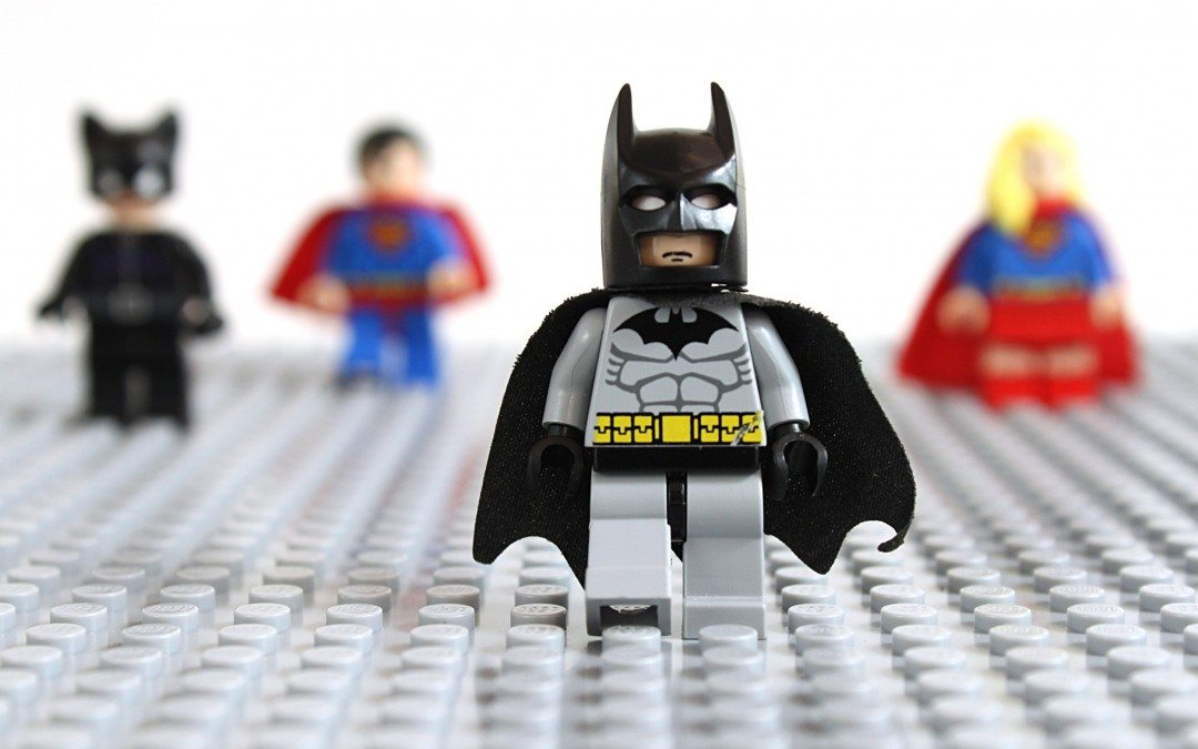 Fun Ways To Create Learning Moments From LEGO Batman