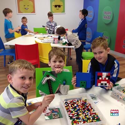 Collaroy School Holiday Workshops BRICKS 4 KIDZ