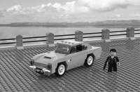 [MOC] Aston Martin DB5 (with instructions)