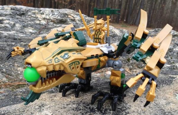Lego Ninjago Golden Dragon 70503 & - Bricks And Bloks
