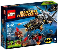 LEGO Batman 2014 Man-Bat Attack 76011 Winter Set Photos ...