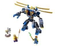 LEGO Ninjago 2015 Jay's Electro Mech 70754 Set Photos ...