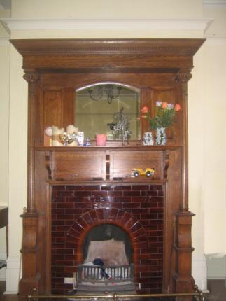 Bricks  Brass Edwardian Fireplaces