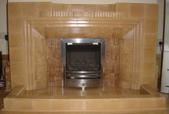 Bricks Amp Brass 1920s And 1930s Fireplaces