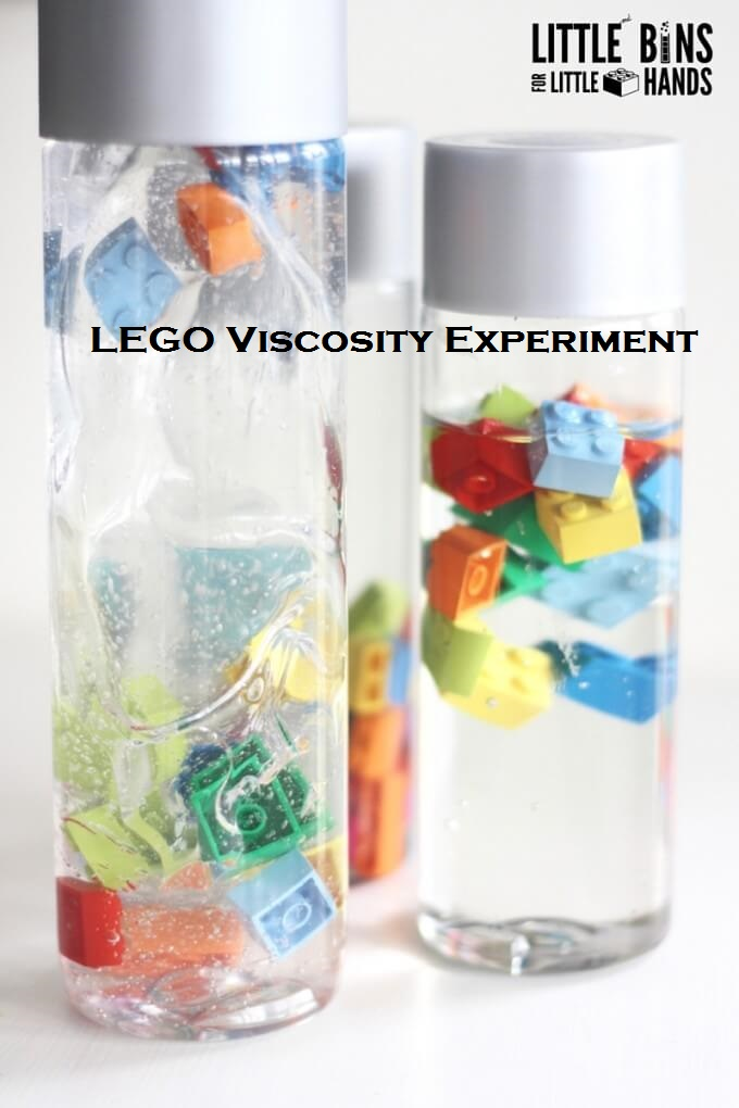 LEGO Viscosity Experiment