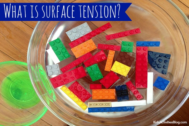 Surface Tension Activity