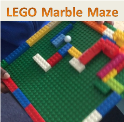 Link to LEGO marble maze activity