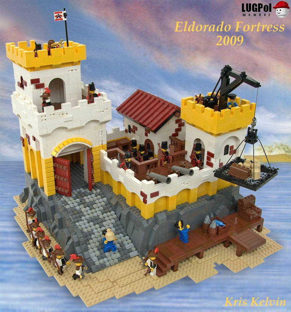 Kris Kelvel Eldorado Fortress