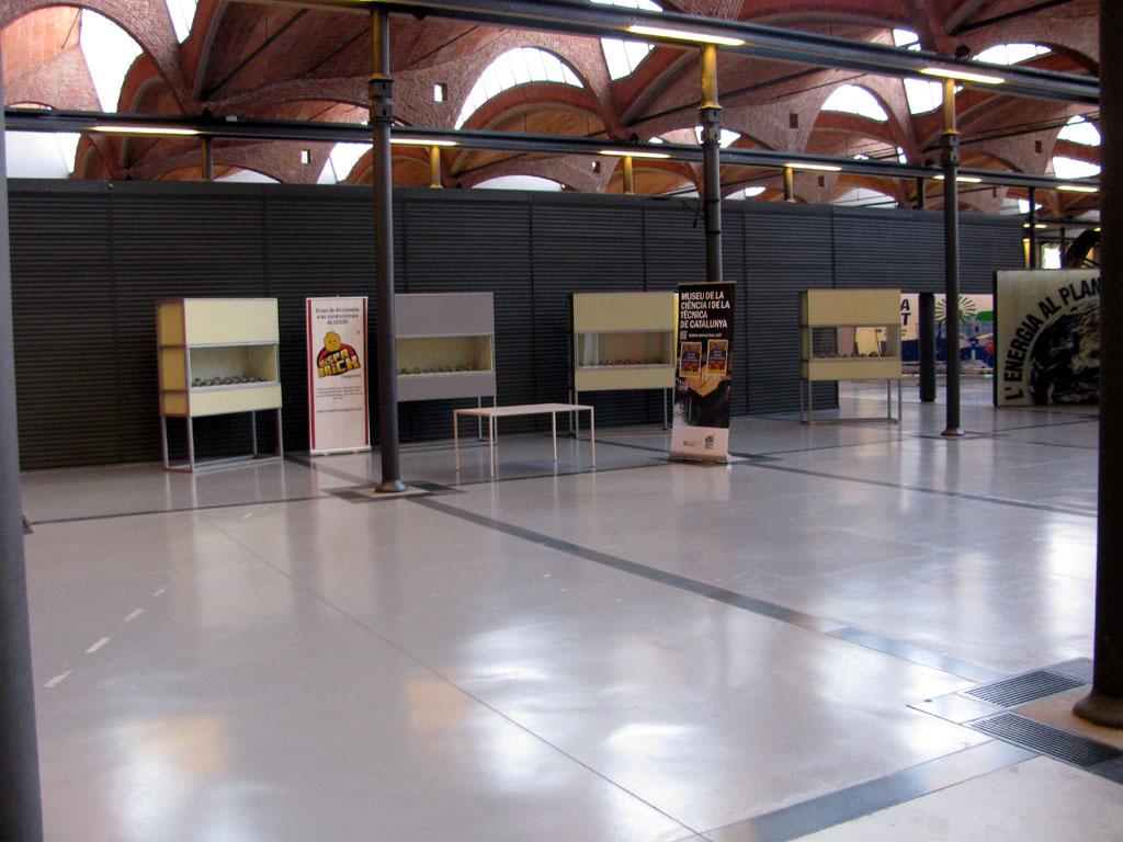 Panzerbricks en el HBME 2014 - mNACTEC