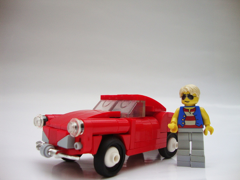 Karmann Ghia by Maks