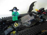Lego : 7787 The Bat-Tank: The Riddler and Banes Hideout ...