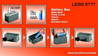 AAA PF Battery Box - LEGO Technic, Mindstorms & Model Team ...