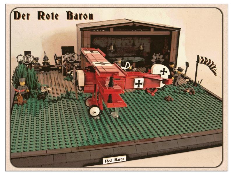 Czerwony Baron by Ciamek