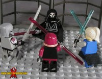 KotOR 2: The Sith Lords Minifigs: A LEGO creation by ...