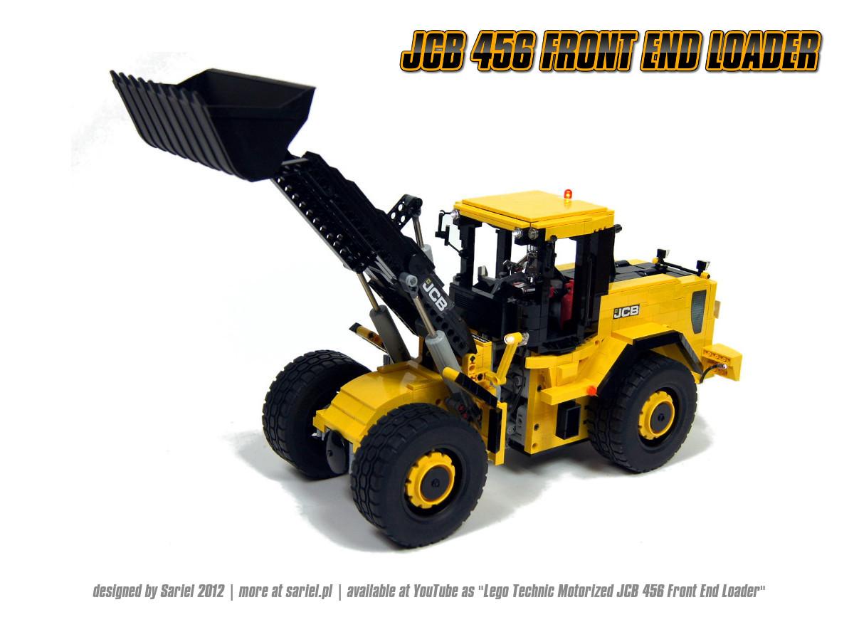 hight resolution of sariel pl jcb 456 front end loader rh sariel pl jcb backhoe wiring diagram jcb backhoe