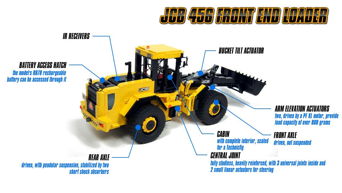 JCB 456 by Sariel