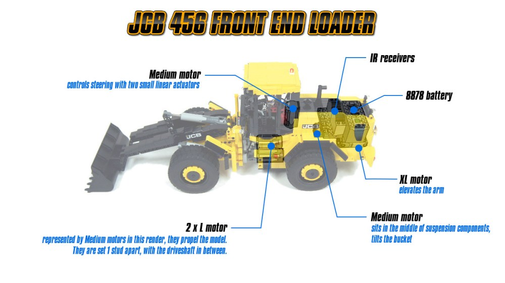 medium resolution of 5 sariel pl jcb 456 front end loader 1999 jcb 214 series 3