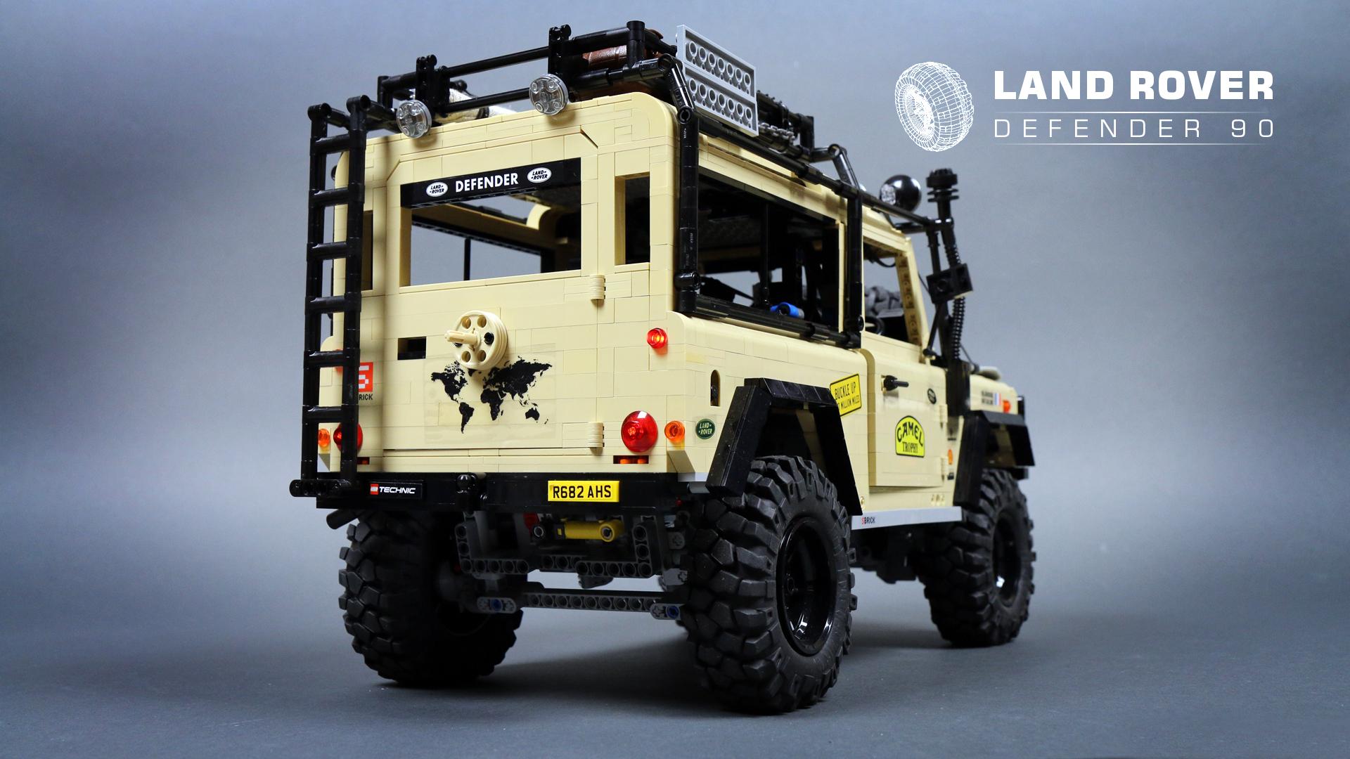 Sariel Land Rover Defender 90