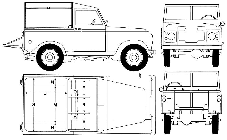 Sariel.pl » Land Rover series 2