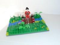 MOC: Japanese garden - Special LEGO Themes - Eurobricks Forums