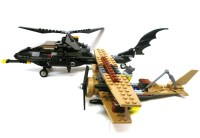 Review: 7786: The Batcopter: The Chase for Scarecrow ...