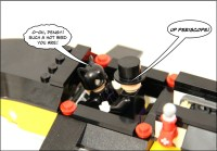 Review: 7885 Robin's Scuba Jet: Attack of The Penguin ...